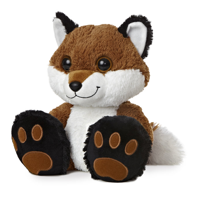 "Trickster Taddle Toes 10"" Aurora Plush Fox"