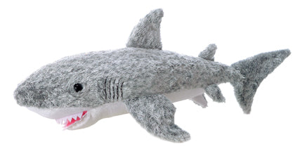 "8"" Mini Flopsie Samuel Shark Soft Stuffed Animal Plush"