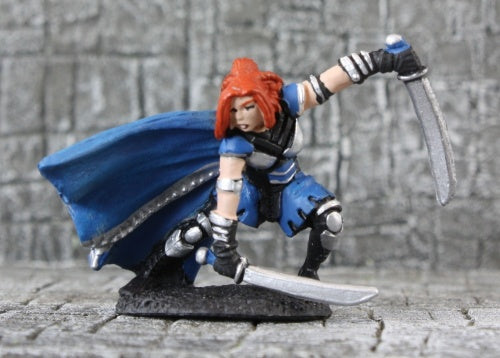 Reaper Miniatures Female Ranger #20023 Legendary Encounters Pre-Painted Figure