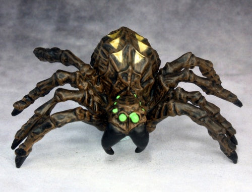 Reaper Miniatures Giant Spider #20027 Legendary Encounters Pre-Painted Figure
