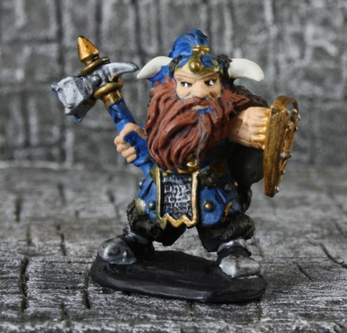 Reaper Miniatures Dwarf Warrior #20034 Legendary Encounters Pre-Painted Figure