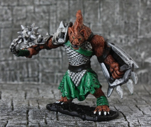 Reaper Miniatures Gnoll #20035 Legendary Encounters Pre-Painted Plastic Figure