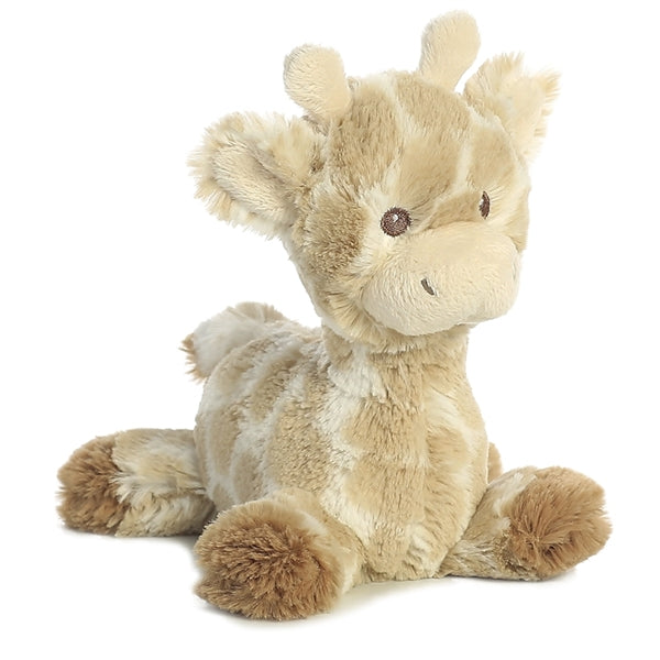 "Aurora World 7.5"" Soft Plush - Loppy Giraffe Rattle"