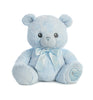 "16"" Aurora Soft Plush Stuffed Animal - Lil Boy Blue Bear"
