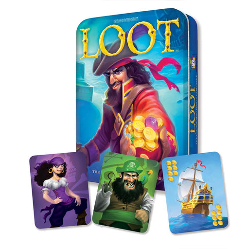 Loot Deluxe - Card Game