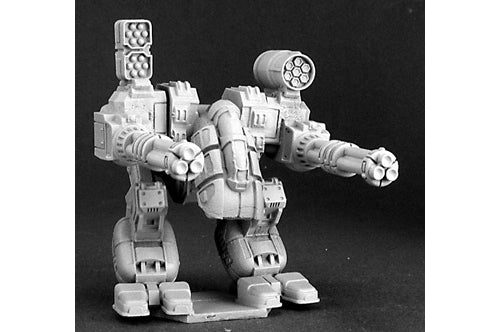 Reaper Miniatures Emperor #24617 Robot Supply Depot Unpainted RPG D&D Figure