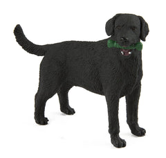Safari Ltd Best in Show Black Labrador Educational Miniature
