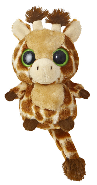 "5"" Topsee YooHoo - Giraffe Aurora Plush Stuffed Animal"