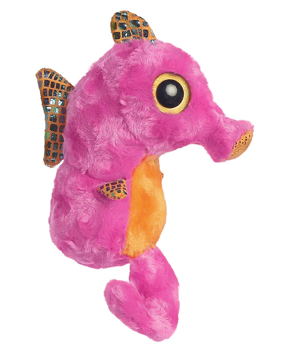 "5"" Swimee YooHoo - Seahorse Aurora Plush Stuffed Animal"