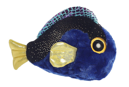 "7"" Tangee YooHoo Aurora Plush Stuffed Animal Fish"