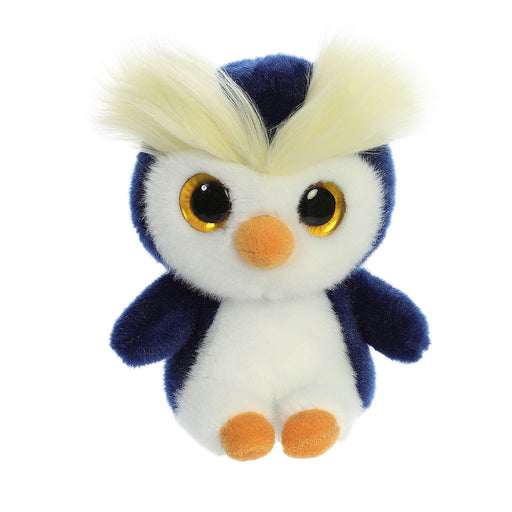 "5"" Aurora World Yoohoo Plush - Skipee Rockhopper Penguin"
