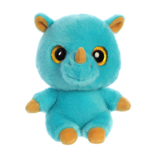 "5"" Aurora World Yoohoo Plush - Rino Rhino"