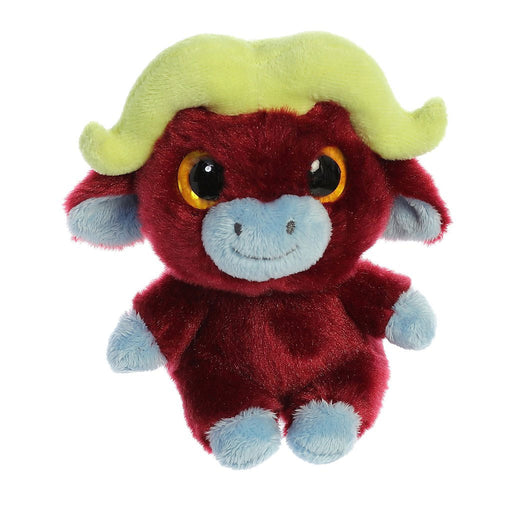 "5"" Aurora World Yoohoo Plush - Stompee Forest Buffalo"