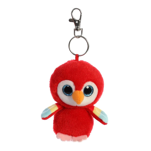 "3.5"" Aurora World Yoohoo Plush - Lora Macaw"