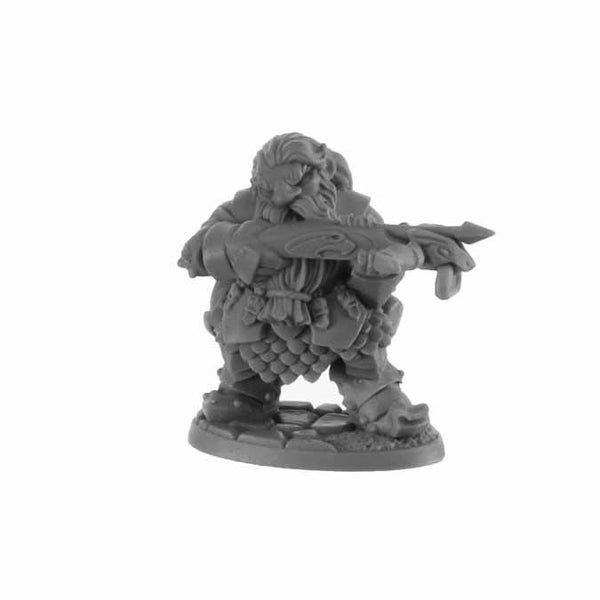 Reaper Miniatures Dragoth the Defiler Undead Lord on Throne #30010 Master Series