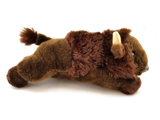 "8"" Mini Flopsie Plains Buffalo Soft Stuffed Animal Plush"
