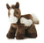 "Paint Mini Flopsie 8"" Aurora Plush Horse"