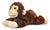 "Cheki Chimp Mini Flopsie 8"" Aurora Plush Chimpanzee"