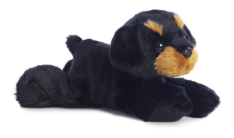 "8"" Mini Flopsie Raina Dog Soft Stuffed Animal Plush"