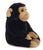 "Clyde Mini Flopsie 8"" Aurora Plush Chimpanzee"