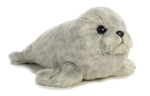"Harbor Seal Mini Flopsie 8"" Aurora Plush"