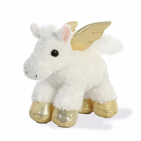 "8"" Aurora World Mini Flopsie Plush - Pegasus"
