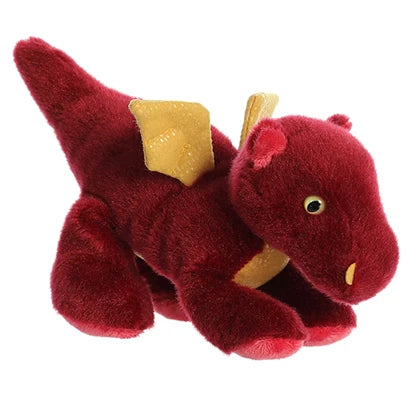 "8"" Aurora World Mini Flopsie Plush - Ember Dragon"