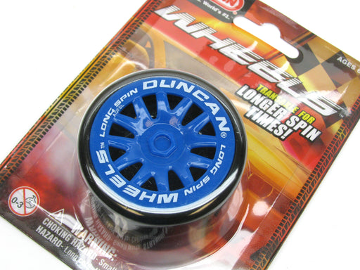 Duncan Long Spin Wheels Classic Beginner YoYo - Choose Your Color