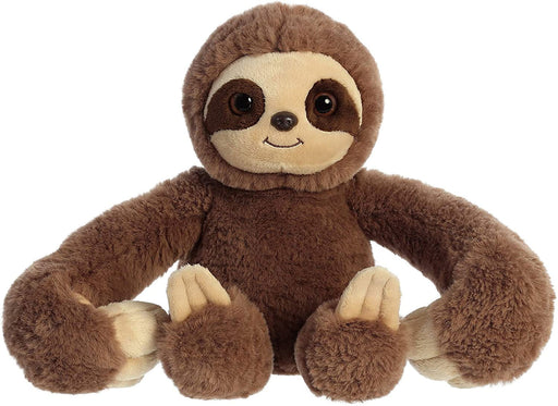"Hang N Swing 13"" Aurora Plush Sloth"