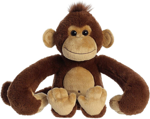"Hang N Swing 13"" Aurora Plush Monkey"