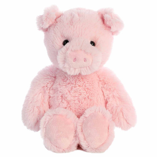 "Aurora Cuddly Friends - 12"" Pig"