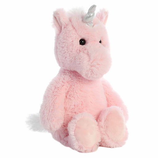 "Aurora Cuddly Friends - 12"" Unicorn Pink"
