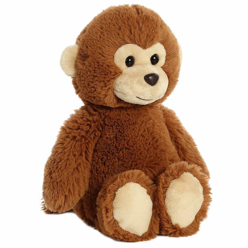"Aurora Cuddly Friends - 12"" Monkey"