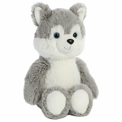 "Aurora Cuddly Friends - 12"" Husky"