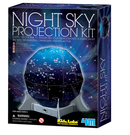 4M Night Sky Projection Kit - Transform Your Bedroom Into a Starry Night