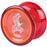 Duncan Butterfly XT YoYo with Ball Bearing Axle and Long Spin Time - Red
