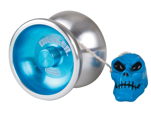 Duncan Metal Drifter™ - Blue Advanced Yo-Yo