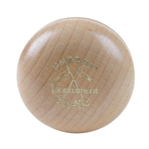 Duncan Wooden Crossed Flags Tournament Vintage-Replica YoYo - Wood