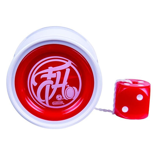 Duncan Freehand Counterweight Yo-Yo Intermediate Advanced- White