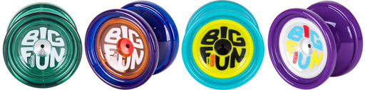 Duncan Big Fun Expert Yo-Yo Big Size Big Spin Big Fun