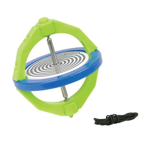 Duncan Gyroscope Precision Balanced Spinning Toy - Blue-Green