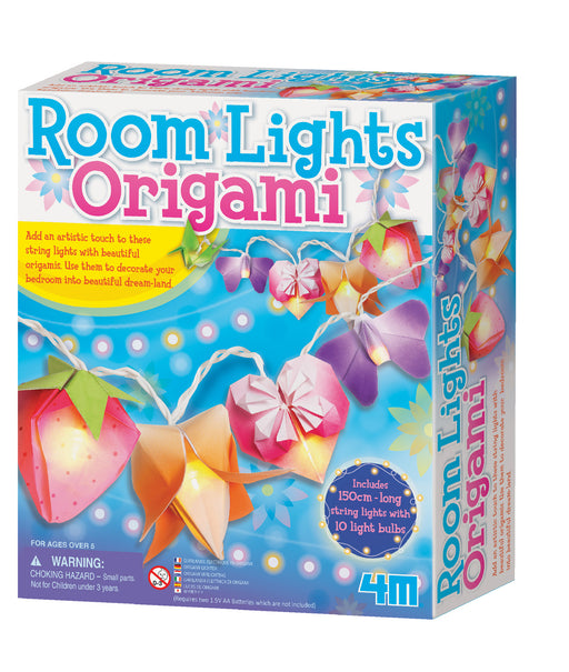 4M Room Lights Origami Activity Set