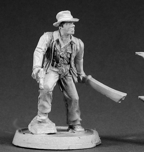 Reaper Miniatures Jack Harrison, Adventuring Hero #50008 Chronoscope Mini Figure
