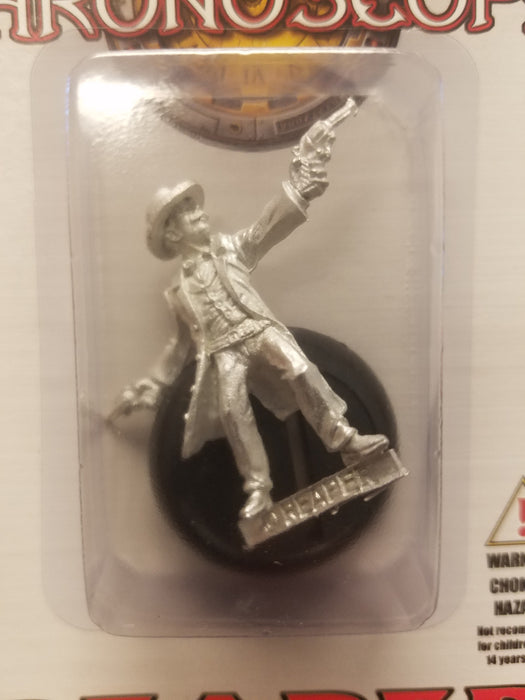 Reaper Miniatures Doc Holiday #50023 Chronoscope Unpainted RPG D&D Mini Figure
