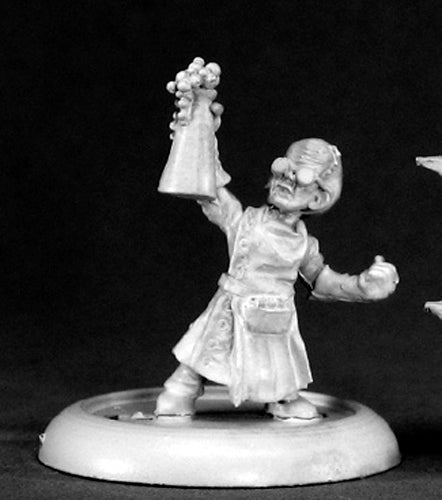 Reaper Miniatures Professor L.T. Froschmeister, Scientist #50061 Chronoscope