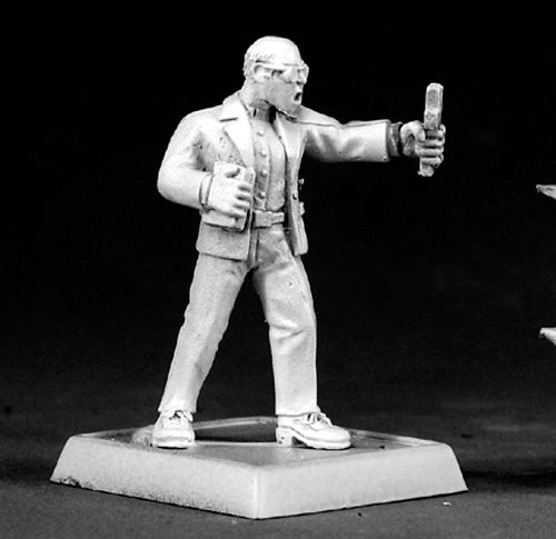 Reaper Miniatures Father Thomas, Vicar #50081 Chronoscope D&D RPG Mini Figure
