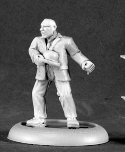 Reaper Miniatures Tasker, Henchman #50109 Chronoscope Metal D&D RPG Mini Figure