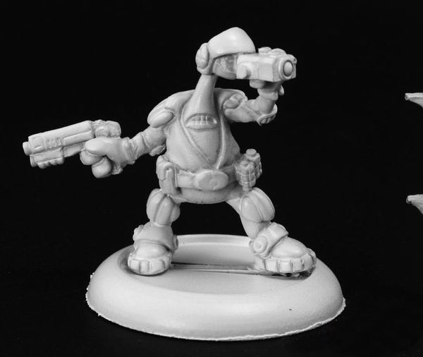 Reaper Miniatures Illyian Scout #50129 Chronoscope Metal D&D RPG Mini Figure