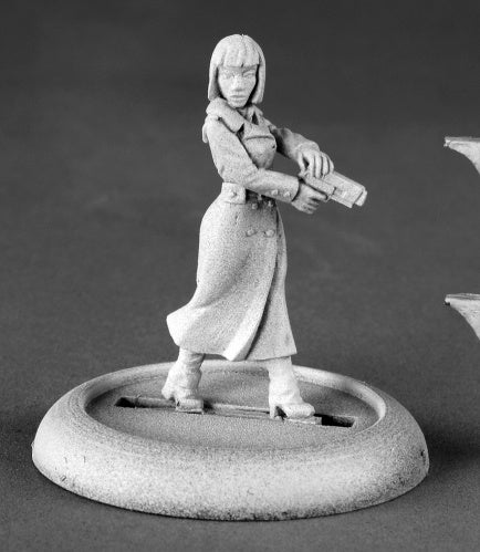 Reaper Miniatures Astrid Berger, Female Spy #50148 Chronoscope D&D Mini Figure