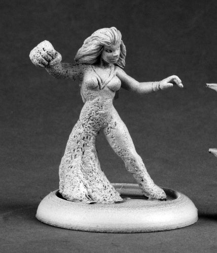 Reaper Miniatures Sandwoman #50177 Chronoscope Unpainted RPG D&D Mini Figure